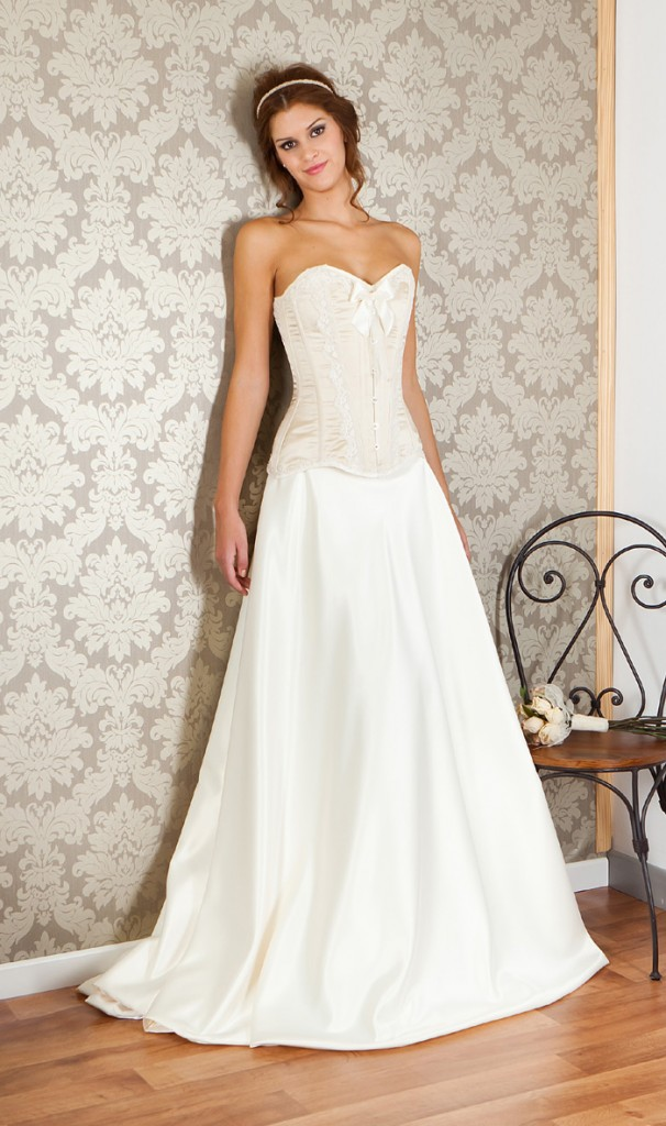 Corset Wedding Dresses: Design Types